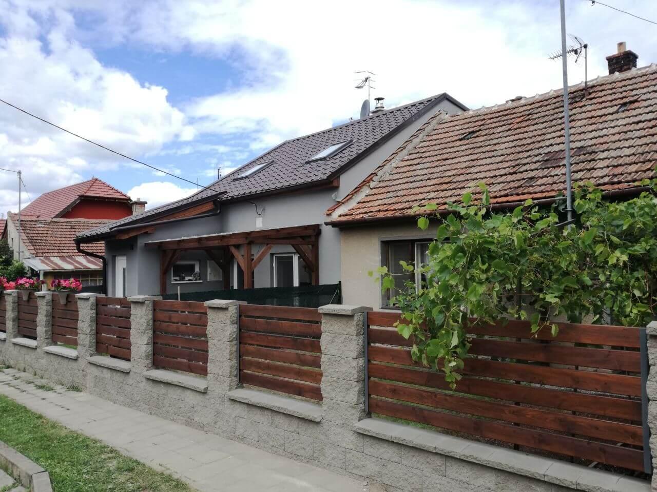 Pergola Křižanovice