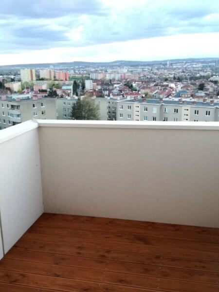 Terasy Rezidence Juliána, Brno
